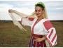 """Alexandra Viorela, tânăra care trăiește prin dansul popular și vrea să devină psiholog: """"Când dansez nu pot să fiu tristă, nu pot să urăsc"""""""