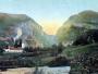 Foto: Crâmpeie de istorie! Așa arăta Mănăstirea Polovragi în anul 1900!