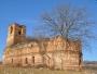 Ruinele bisericii din Bălănești, o istorie învăluită în mister! Legenda spune că lăcașul de cult a ars și este bântuit!