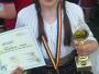 Maria Patricia Medeleanu, fetița care cucerește cu talentul său! La doar 10 ani a câștigat zeci de premii